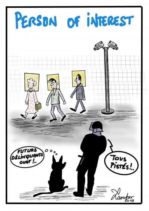 webzine,bd,fanzine,zébra,gratuit,bande-dessinée,caricature,police,renseignement,flicage,dessin,presse,satirique,editorial cartoon,laouber