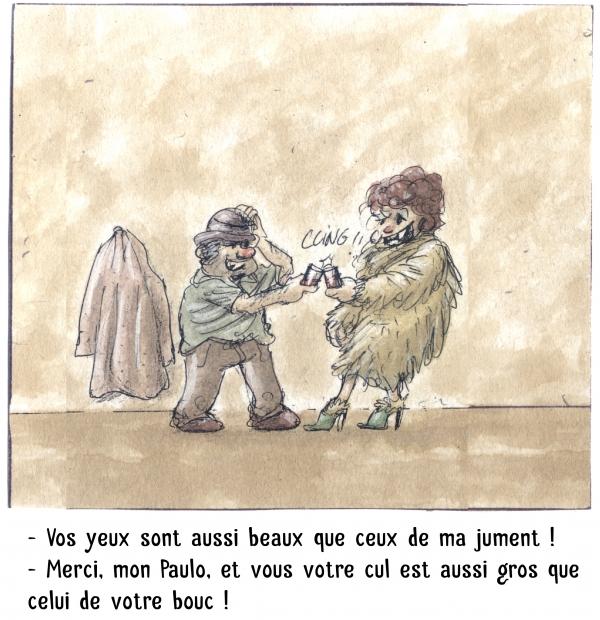 webzine,bd,zébra,gratuit,fanzine,bande-dessinée,caricature,citation,drague,bouc,jument,compliment,humour,marc schmitt