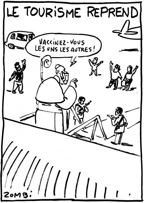 webzine,bd,zébra,gratuit,fanzine,bande-dessinée,caricature,pape,françois,bergoglio,irak,coronavirus,épidémie,dessin,presse,satirique,zombi