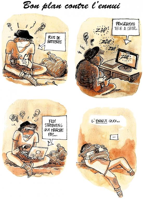 webzine,bd,zébra,gratuit,fanzine,bande-dessinée,simon,planche,ennui