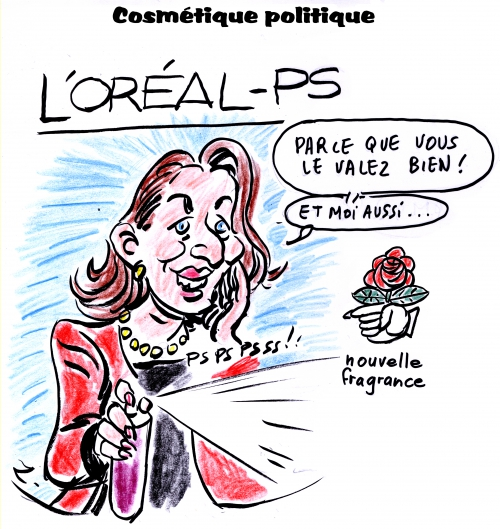 webzine,zébra,bd,gratuit,bande-dessinée,fanzine,caricature,ségolène royal,ps,remaniement,dessin,presse,satirique,editorial cartoon,zombi