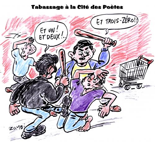 webzine,zébra,gratuit,bd,fanzine,bande-dessinée,caricature,rom,tabassage,poètes,