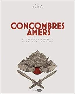 webzine,bd,zébra,gratuit,fanzine,bande-dessinée,critique,concombres amers,séra,vietnam,cambodge,khmers rouges,norodom sihanouk,marabout,vietcong,guerre