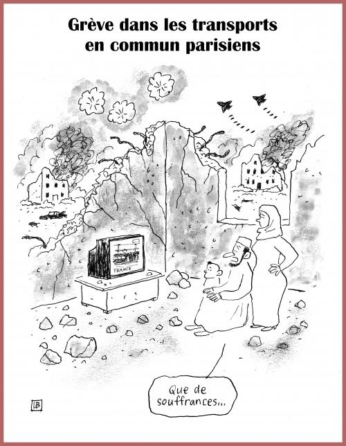 webzine,bd,zébra,fanzine,gratuit,bande-dessinée,caricature,paris,grève,transport,dessin,presse,satirique,editorial cartoon,énigmatique LB