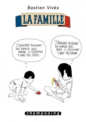fanzine,zébra,critique,bd,bande-dessinée,bastien vivès,shampoing,famille,jeux vidéos