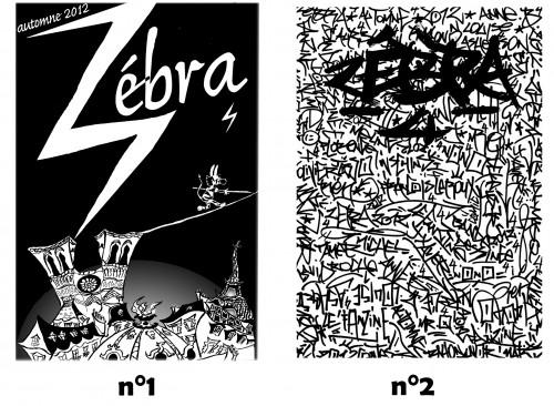 fanzine,bd,zebra,couverture,illustration