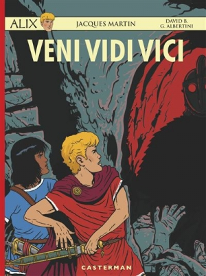 webzine,bd,zébra,fanzine,bande-dessinée,critique,alix,veni vidi vici,casterman
