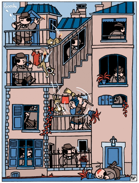 webzine,bd,gratuit,fanzine,zébra,bande-dessinée,revue de presse,hebdomadaire,115,new-yorker,centenaire,saul steinberg,fondation,zélium,charlie-hebdo,siné-hebdo,crowdfunding,ulule,kiosque,pieter de poortere,flamand,humour noir,glénat