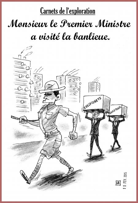 webzine,gratuit,zébra,bd,fanzine,bande-dessinée,caricature,manuel valls,banlieue,premier ministre,dessin,presse,satirique,editorial cartoon,lb