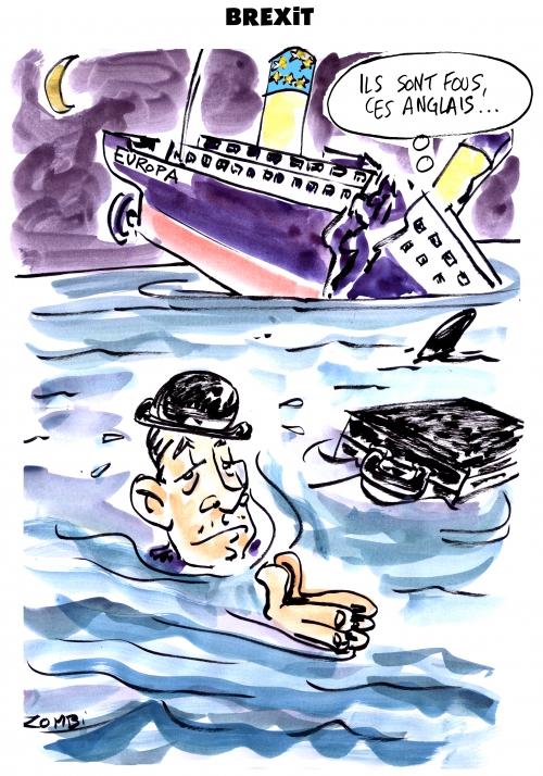webzine,bd,zébra,gratuit,fanzine,bande-dessinée,caricature,brexit,nigel farage,référendum,titanic,dessin,presse,satirique,editorial cartoon,zombi