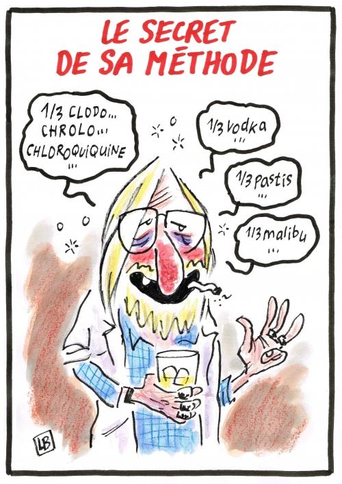 webzine,bd,zébra,gratuit,fanzine,bande-dessinée,caricature,éric raoult,chloroquine,dessin,presse,satirique,editorial cartoon,énigmatique lb,marianne