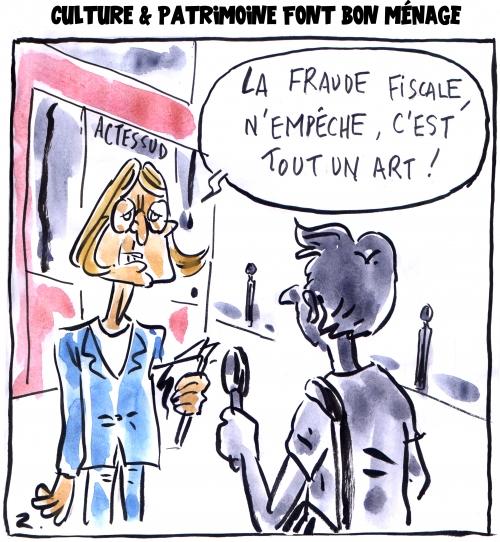 webzine,bd,zébra,fanzine,gratuit,bande-dessinée,caricature,françoise nyssen,actes sud,fraude fiscale,dessin,presse,satirique,zombi