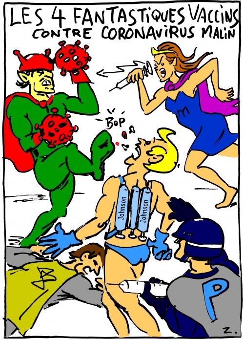 webzine,bd,zébra,gratuit,fanzine,bande-dessinée,caricature,vaccination,coronavirus,covid,astra-zeneca,pfizer,moderna,johnson,dessin,presse,satirique,zombi