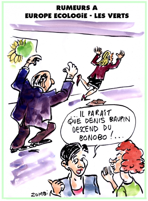 webzine,bd,zébra,gratuit,fanzine,bande-dessinée,caricature,denis baupin,bonobo,sandrine rousseau,elen debost,harcèlement sexuel,europe,écologie,verts,dessin,presse,editorial cartoon,satirique,zombi