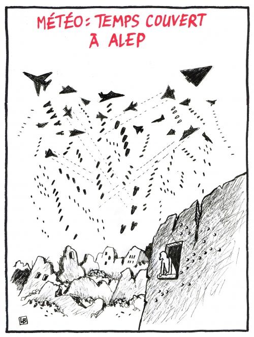 webzine,bd,zébra,gratuit,fanzine,bande-dessinée,caricature,alep,syrie,bombardement,dessin,presse,editorial cartoon,satirique,lb