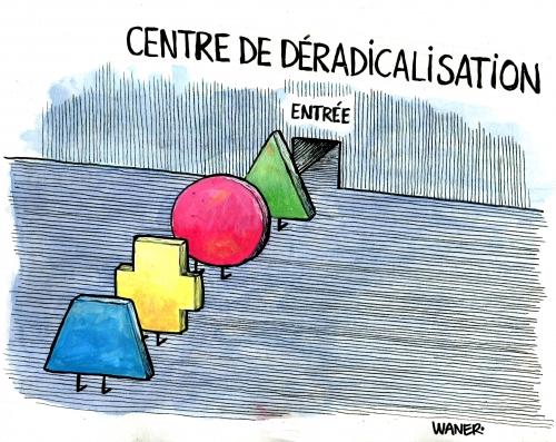 webzine,bd,zébra,gratuit,fanzine,bande-dessinée,caricature,waner,déradicalisation,prison,dessin,presse,satirique,editorial cartoon