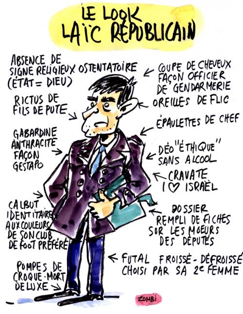 webzine,bd,zébra,gratuit,fanzine,bande-dessinée,caricature,laïc,républicain,look,style,éric salch,look book,fluide glacial,dessin,presse,satirique,editorial cartoon,zombi