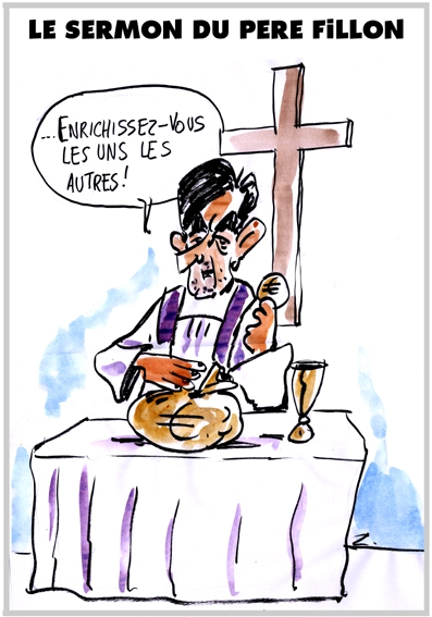 webzine,bd,zébra,fanzine,gratuit,bande-dessinée,caricature,françois fillon,sermon,dessin,presse,satirique,editorial cartoon,zombi