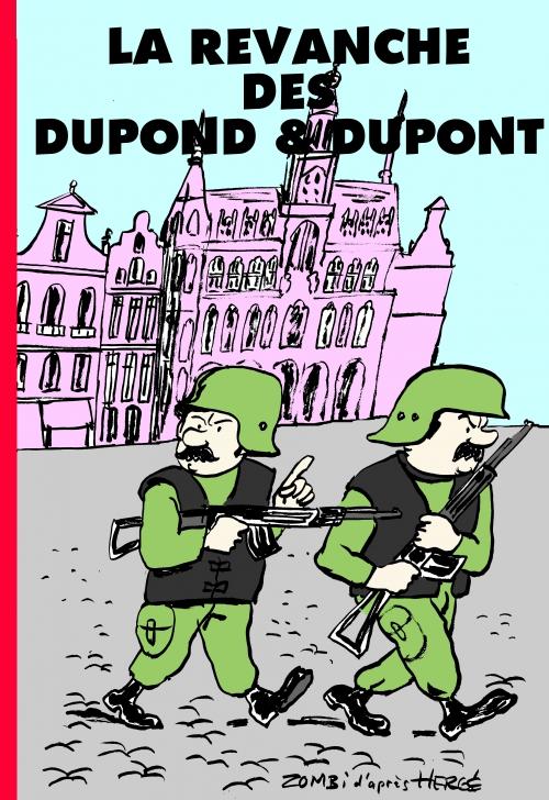 webzine,bd,zébra,gratuit,fanzine,bande-dessinée,caricature,dupont et dupond,hergé,bruxelles,belgique,dessin,presse,editorial cartoon,satirique