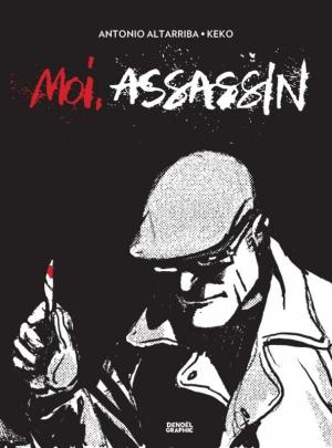 webzine,bd,zébra,fanzine,gratuit,bande-dessinée,critique,kritik,antonio altarriba,keko,assassin,denoël graphic,sade