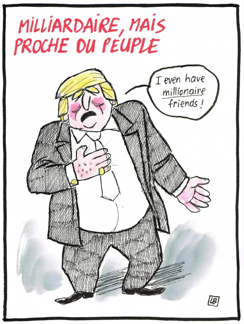 webzine,bd,gratuit,zébra,fanzine,bande-dessinée,caricature,donald trump,milliardaire,peuple,dessin,presse,satirique,editorial cartoon,lb