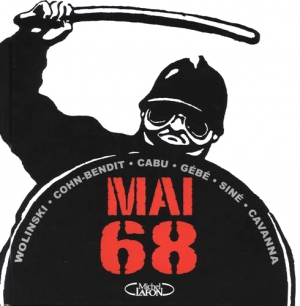 webzine,bd,gratuit,zébra,fanzine,bande-dessinée,critique,kritik,mai 68,daniel cohn-bendit,cavanna,cabu,michel lafon,charlie-hebdo