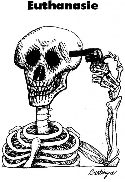 webzine,zébra,gratuit,bd,fanzine,bande-dessinée,burlingue,dessin,presse,satirique,euthanasie,editorial cartoon