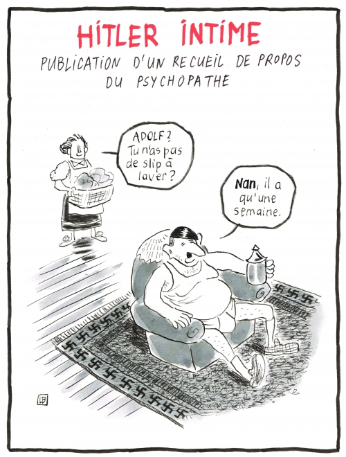 webzine,bd,gratuit,zébra,fanzine,bande-dessinée,caricature,adolf hitler,photo,dessin,presse,satirique,editorial cartoon,lb