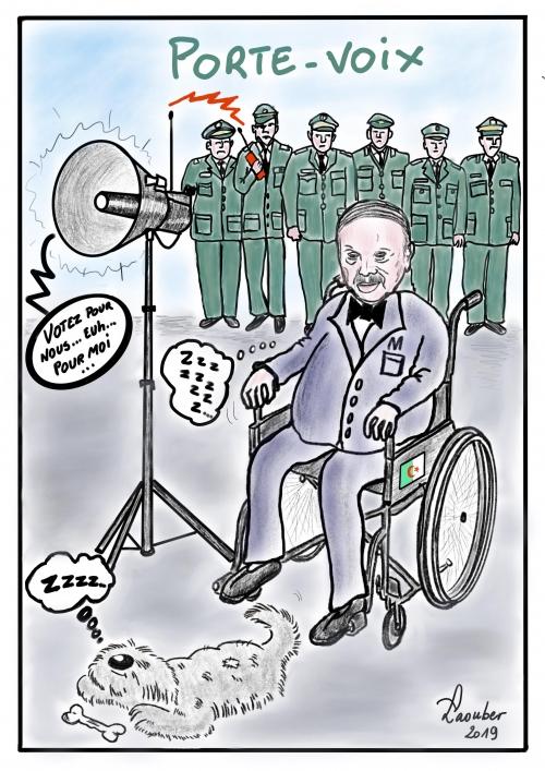 webzine,bd,zébra,gratuit,fanzine,bande-dessinée,caricature,bouteflika,laouber,algérie,présidentielle,élection,dessin,presse,satirique,editorial cartoon