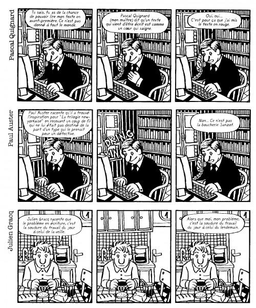 fanzine,bd,bande-dessinée,zébra,kritik,jean-françois kierkzowski,mathieu ephrem,goncourt,fernand divoire,stratégie littéraire