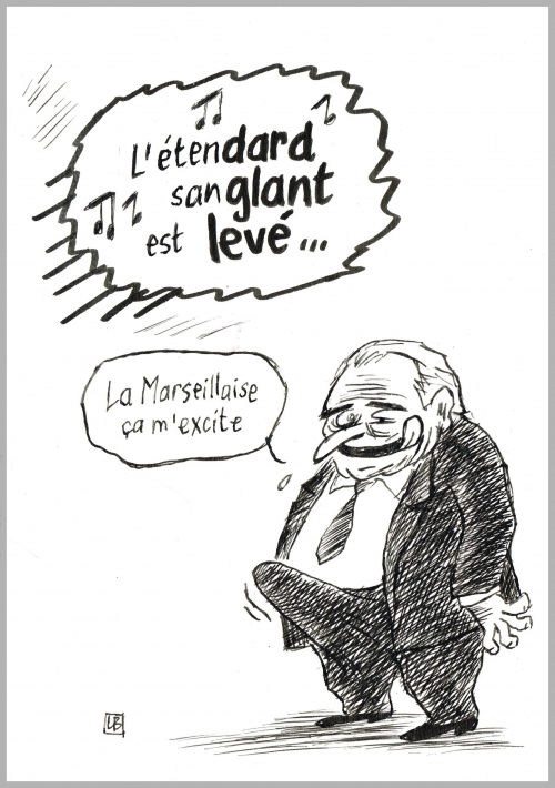 webzine,bd,zébra,gratuit,fanzine,bande-dessinée,caricature,dsk,marseillaise,dominique strauss-kahn,dessin,presse,satirique,editorial cartoon,lb