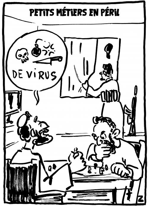 webzine,bd,zébra,gratuit,fanzine,bande-dessinée,caricature,coronavirus,épidémie,terrorisme,dessin,presse,satirique,zombi,editorial cartoon