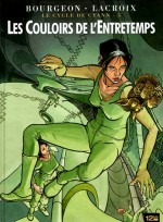 fanzine,bd,zébra,bande-dessinée,illustration,kritik,critique,françois bourgeon,les couloirs de l'entretemps,science-fiction,jodorowski,raël