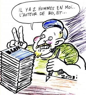 fanzine,bd,zébra,bande-dessinée,critique,kritik,blast,manu larcenet,caricature,edgar poe,chat noir,david lynch,maus,spiegelman