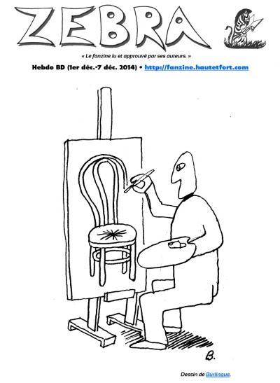 webzine,bd,gratuit,fanzine,zébra,bande-dessinée,revue de presse,actualité,hebdomadaire,burlingue,issuu.com,pdf,lien hypertexte