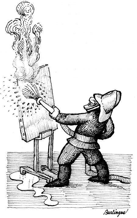 webzine,bd,gratuit,zébra,bande-dessinée,fanzine,burlingue,dessin,presse,satirique,pompier