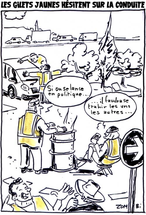 webzine,bd,zébra,gratuit,fanzine,bande-dessinée,caricature,gilets jaunes,rond-point,politique,élections,dessin,presse,satirique,zombi