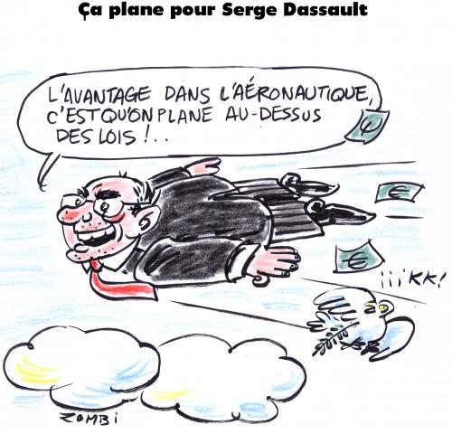 webzine,zébra,gratuit,bd,fanzine,bande-dessinée,satirique,caricature,serge dassault,aéronautique,dessin,presse,editorial cartoon,zombi