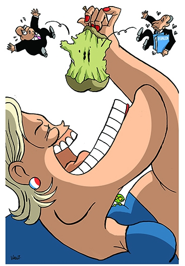 webzine,bd,gratuit,zébra,fanzine,bande-dessinée,revue de presse,dessin,actualité,editorial cartoon,washington examiner,michael ramirez,chine,espionnage industriel,tomas,cartoon movement,démocrite,richesse,pauvreté,vadot,fn,le vif,fn,élections européennes