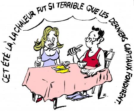fanzine,bd,humour,zébra,françois hollande,valérie trierweiler,gus bofa,zombi,caricature