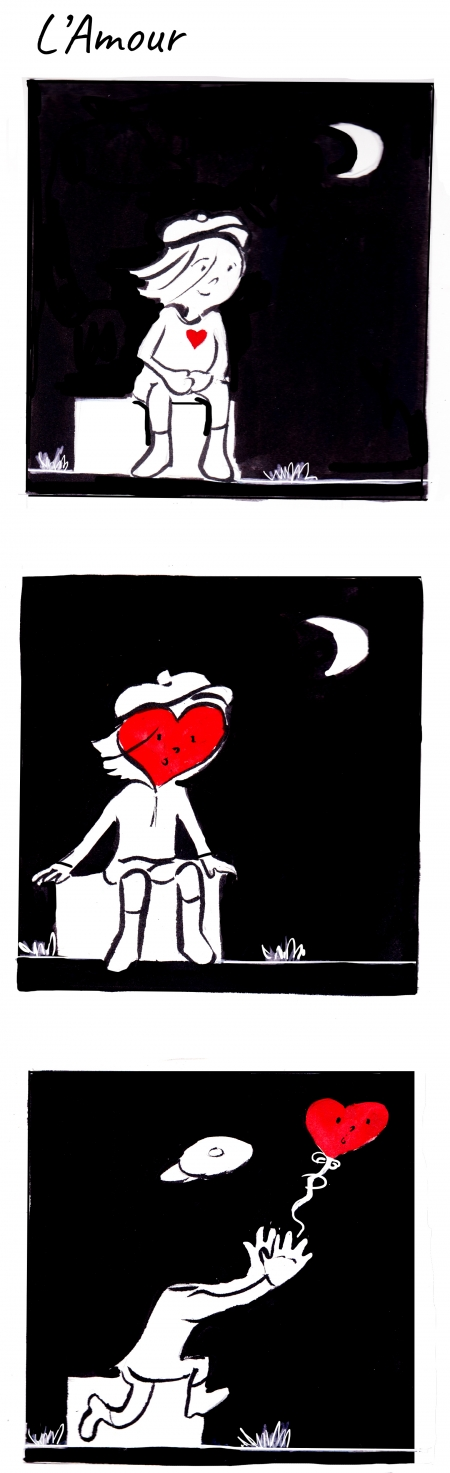 webzine,bd,gratuit,zébra,bande-dessinée,fanzine,strip,lola,aurélie dekeyser,amour,coeur