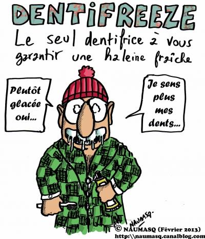 fanzine,webzine,zébra,bd,bande-dessinée,naumasq,humour,gag,dentifrice