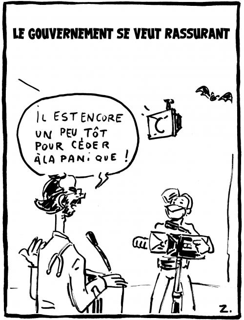 webzine,bd,zébra,gratuit,fanzine,bande-dessinée,caricature,edouard philippe,covid19,coronavirus,stade3,dessin,presse,satirique,zombi,editorial cartoon