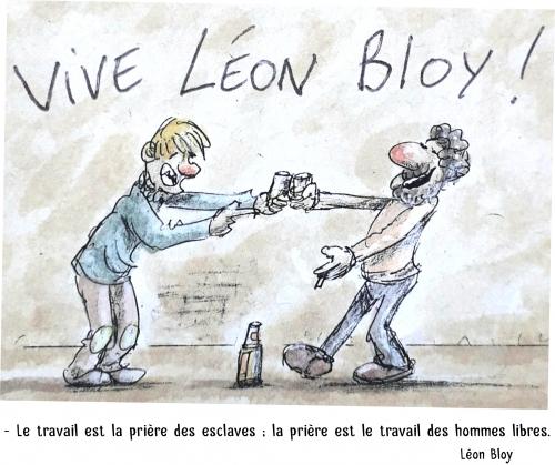 webzine,bd,zébra,gratuit,fanzine,bande-dessinée,citation,léon bloy,travail,marc schmitt