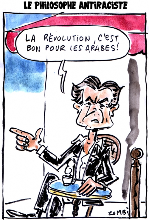 webzine,bd,zébra,gratuit,fanzine,bande-dessinée,caricature,bhl,révolution,arabe,philosophe,dessin,presse,satirique,editorial cartoon,zombi