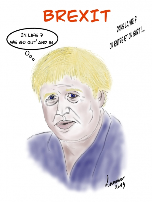 webzine,bd,zébra,gratuit,fanzine,bande-dessinée,caricature,boris johnson,brexit,royaume-uni,dessin,presse,satirique,editorial cartoon,laouber