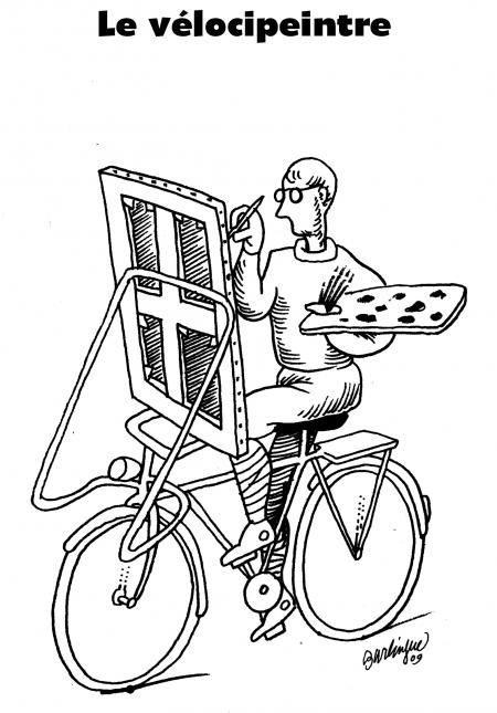 webzine,zébra,bd,gratuit,bande-dessinée,fanzine,burlingue,peintre,vélocipeintre