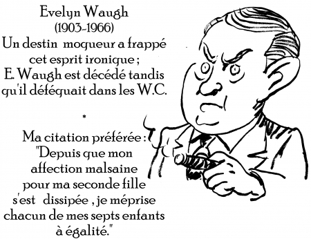 webzine,zébra,gratuit,bd,fanzine,bande-dessinée,antistyle,littéraire,portrait,écrivain,caricature,encre,pinceau,humour noir,colonial,fille,péché,beauté,evelyn waugh,saki,arthur rimbaud,simone weil,citation