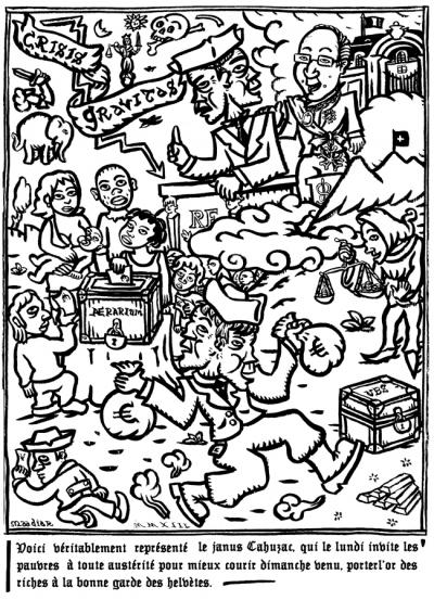 webzine,bd,gratuit,fanzine,zébra,bande-dessinée,illustration,revue de presse,hebdomadaire,zombi,maadiar,mister hyde,dessin-animé,minimaliste,pochep,humour,frigide barjot,christine boutin,blog,françois forcadell,oubapo,tanxxx,siné,féminisme,polac,anarchie,charles fourier,bobo,phallocrate,tampographe sardon,rue du repos,nantes,bruxelles,baudelaire,paris,sous-vêtements chics,rimbaud,enfer,google,claudel,fred,philémon,macabre,moebius,jodorowski,buste,intellectuel,élitisme,technologie,cahuzac