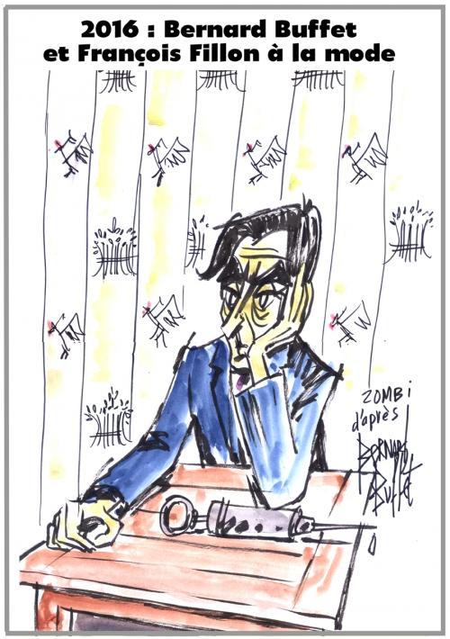 webzine,bd,gratuit,zébra,fanzine,bande-dessinée,caricature,françois fillon,bernard buffet,clystère,dessin,presse,satirique,editorial cartoon,zombi